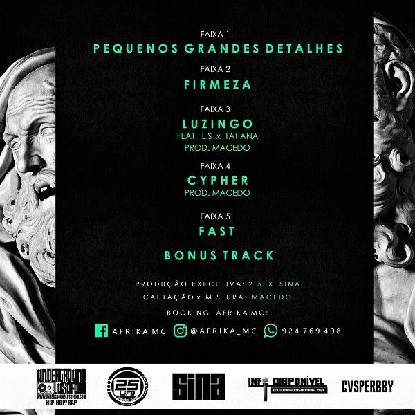Mixtape: Afrika MC - O Pentagono [Download]
