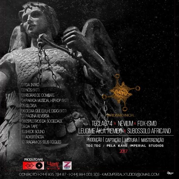 Mixtape: Orgun - Hibridismo Inicial [Download]