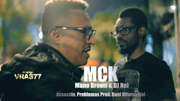MCK - Problemas Feat. Mano Brown e Dj Nel Assassin [Download]