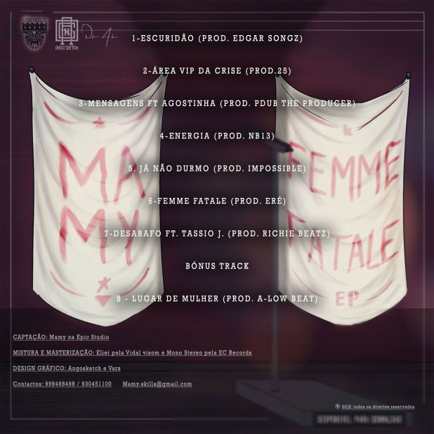 EP: Mamy - Femme Fatale