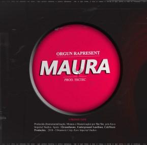 """Orgun Rapresent lança dois singles """"Assim Vamus Indo"""" e """"Maura"""""""