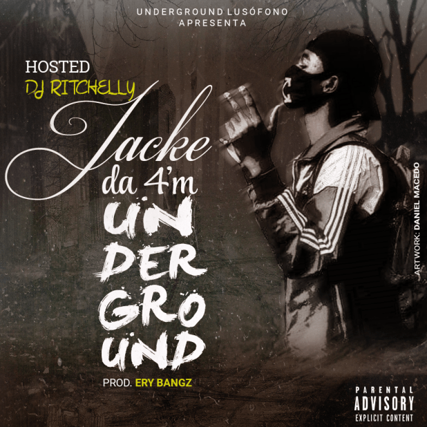 Jacke da 4'M x Dj Ritchelly - Underground