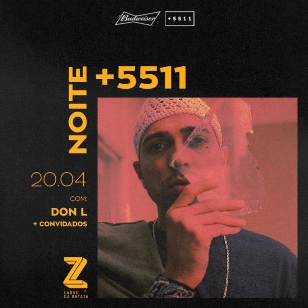 Don L convida Diomedes Chinaski, Tay e Terra Preta para apresentação no Z, em São Paulo