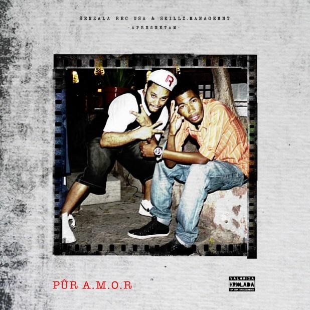 """Expavi e theFUNKMAN lançam álbum """"PUR A.M.O.R"""""""