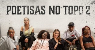 Poetisas no Topo 2 - Stefanie   Cynthia Luz   Winnit   Ebony   Lourena   Kmila CDD