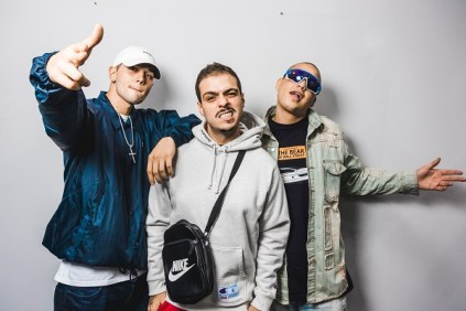 Costa Gold fará live nesta sexta-feira com os rappers Krawk e Kant