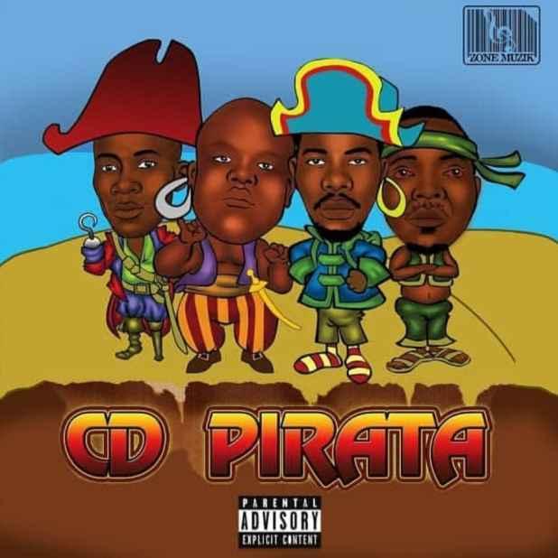 Álbum: Naice Zulu & BC - CD Pirata