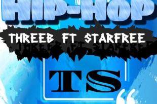 ThreeB e Starfree lançam música em homenagem ao hip-hop dos anos 1980