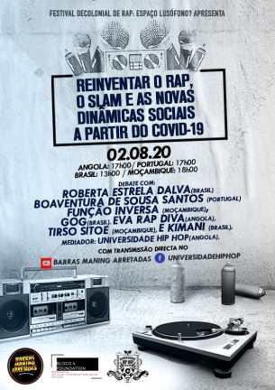 Festival Decolonial de Rap é divulgado em grandes instituições a nível mundial e prepara programação especial