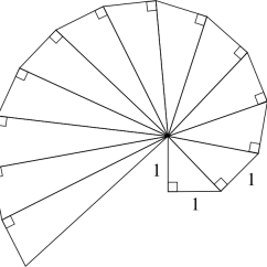 How Many Triangles Are There In This Diagram Shear Moment Distributed Load Things You Might Have Noticed | Irrational Constructions Thinking About Numbers Underground ...