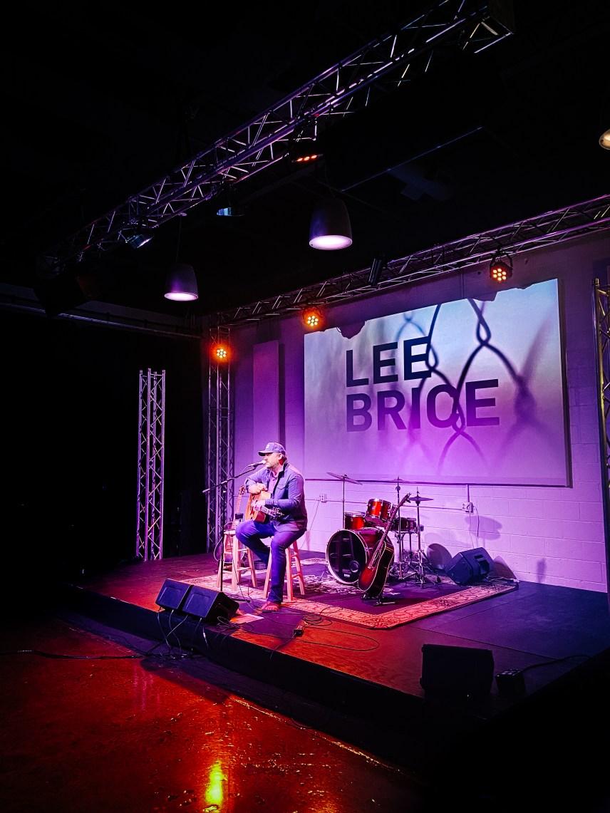 Lee Brice - live stream-2