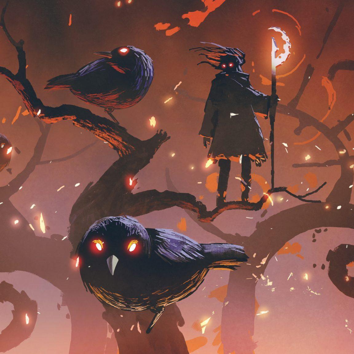 Eldritch Spellcraft: New Warlock-Specific Spells - The Underground Oracle