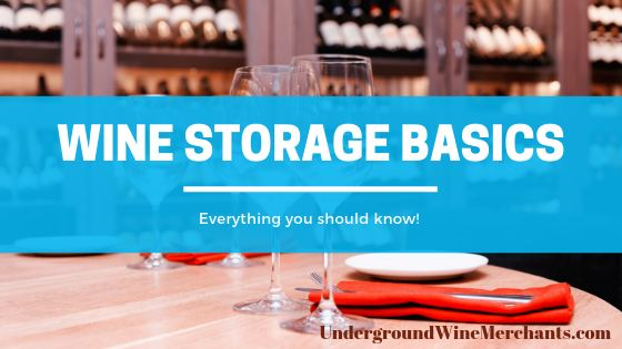 Wine Storage Basics