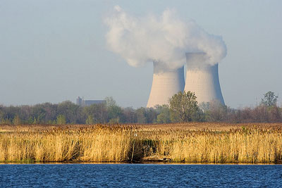 Thermo nuclear station