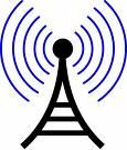 "radio tower symbol"""