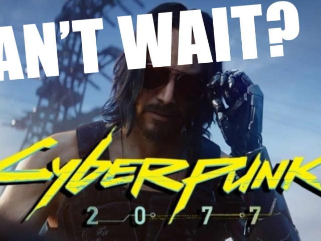 Looking forward to Cyberpunk 2077? Try these 6 Cyberpunk/Sci-fi themed games!