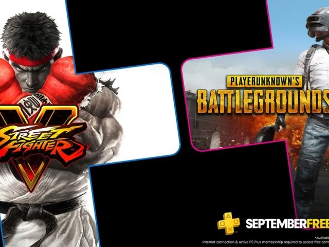 PlayStation Plus September 2020 Free Games