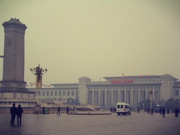 Tiananmen Square , Beijing