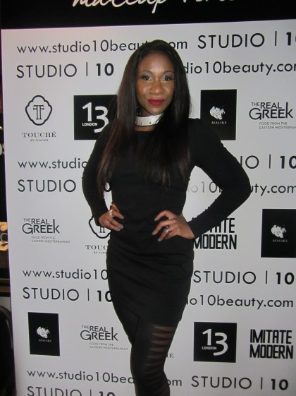 Karen_Bryson_Images_at_Studio_10_Beauty_Launch
