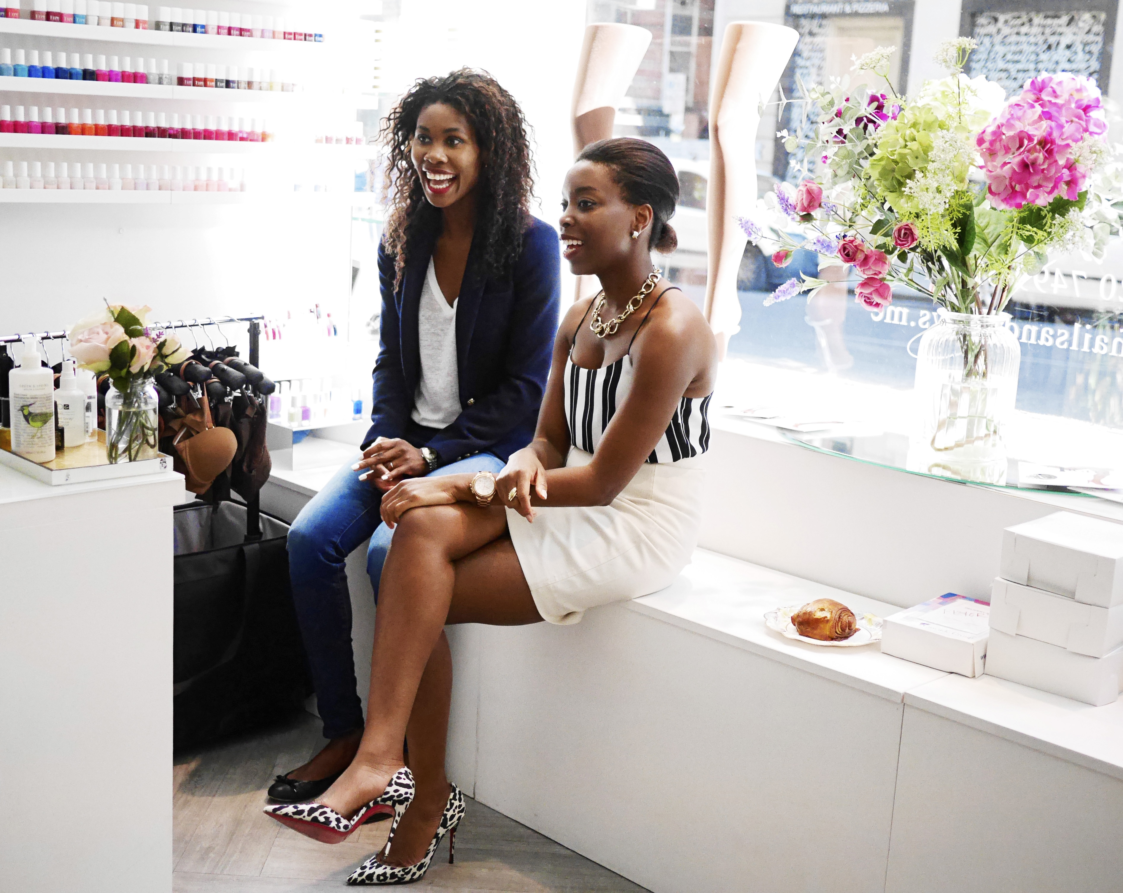 4d6542bf61ff6 Nubian Skin aims to empower and inspire women by alleviating the struggle  women face when trying to find natural tone garments. Founder Ade Hassan  notes ...
