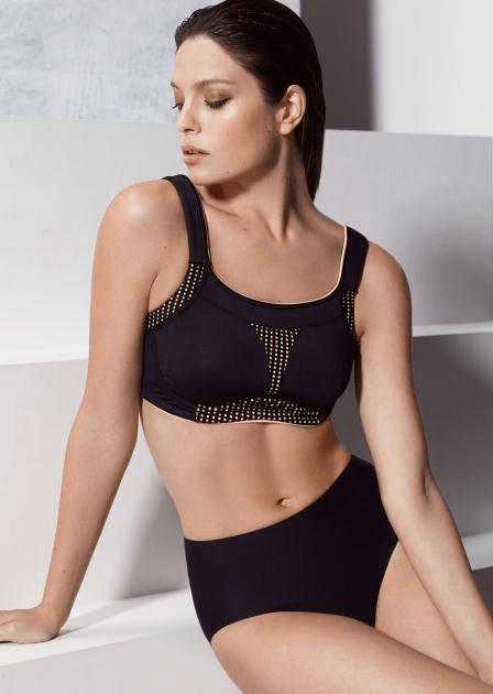 M&S Sports Bra with ROICA™