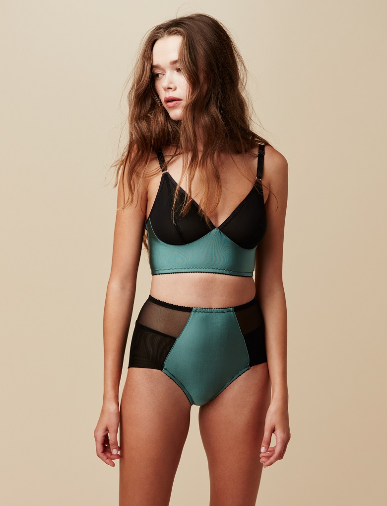 6a38a24db2030 Launched in 2010, Canadian lingerie brand Fortnight focuses on everyday  essentials that extend beyond the basic, offering classic and feminine  styles ...