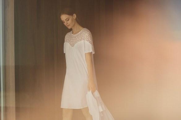 2018 Gallery – Hanro lingerie & loungewear