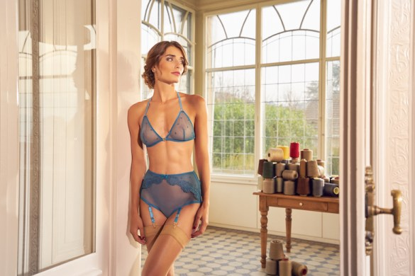 ISpy! Madame Pierre Lingerie