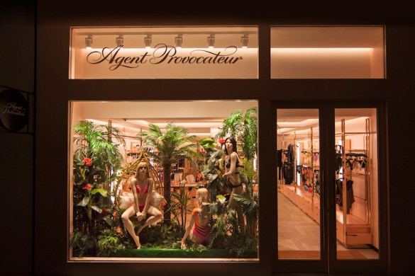 64ce8c31a6 Agent Provocateur launch Valentine s Day pop-up at House of Fraser ...