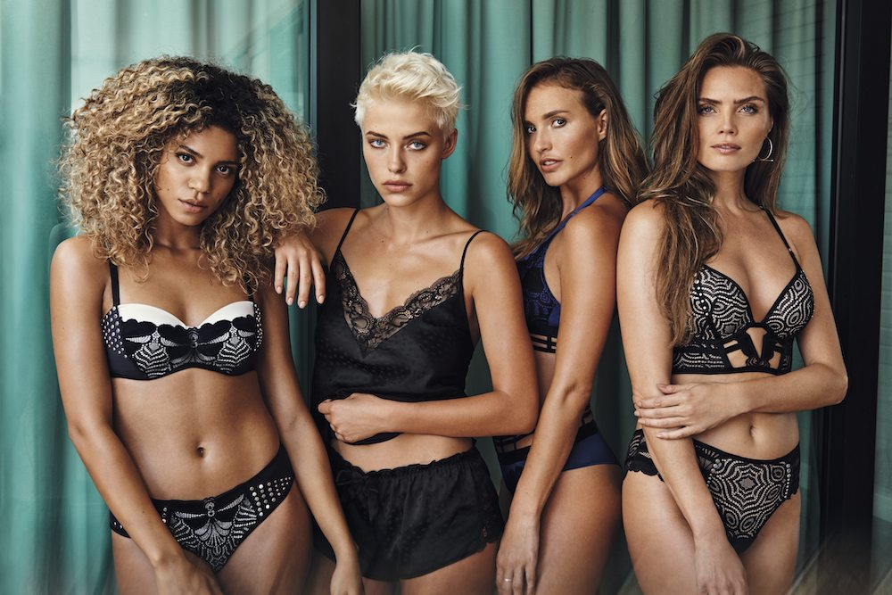 Hunkemoller collaborates with Europe's biggest fashion