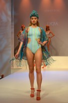 Sunseeker (swimsuit) & Pia Rossini (kimono)