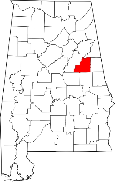 Clay County, The Heart of East Central Alabama