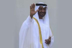 SheikhMohamed_AUH