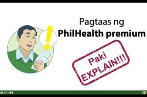Mr. Vince Rapisura explains PhilHealth premium hike for migrant workers