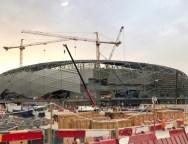 Qatar World Cup Stadium – AFP