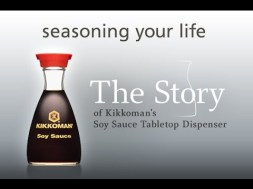 The Story Behind Kikkoman's Famous Soy Sauce Bottle
