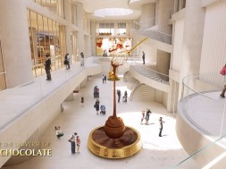 Lindt Opened A Chocolate Museum à la Charlie and the Chocolate Factory!