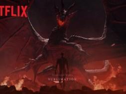 Netflix's 'Dragon's Dogma' has alarmingly grand opening credits that look kinda familiar