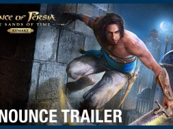 'Prince of Persia: The Sands of Time' returns with a spiffy HD remake in early 2021
