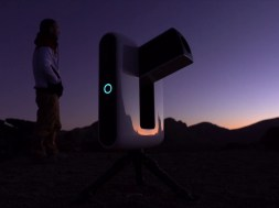 Vaonis teases upcoming feature for its Stellina smart telescope with 546MP panorama