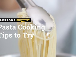 WATCH: Pasta Cooking Tips To Try