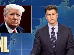 'SNL' Weekend Update can't even process Donald Trump's COVID-19 diagnosis
