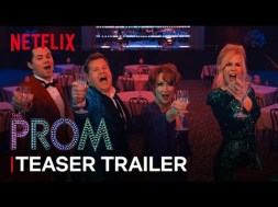 """""""The trailer for 'The Prom' looks utterly insane, why was this made?"""" links"""