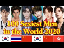 Xiao Zhan Named 'Sexiest Man in the World 2020'