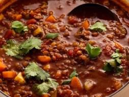 Beef & Lentil Soup