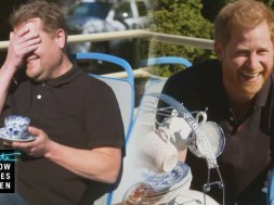 Prince Harry Shared How He Really Feels About The Crown to James Corden