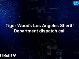 Tiger Woods Hospitalized After Terrifying Car Crash