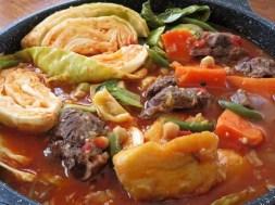 Beef Pochero
