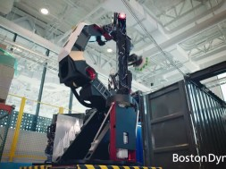 Boston Dynamics unveils new warehouse robot called Stretch