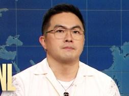 Bowen Yang hilariously dismantles performative allyship in a memorable 'SNL' Weekend Update